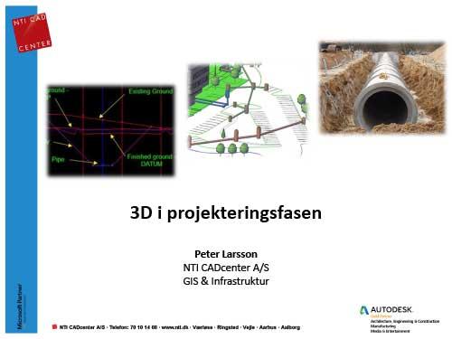 3D-i-projekteringsfasen