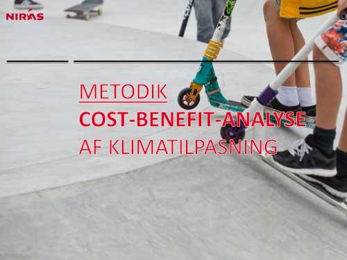 Costbenefit-af-klimatilpasning-metodik