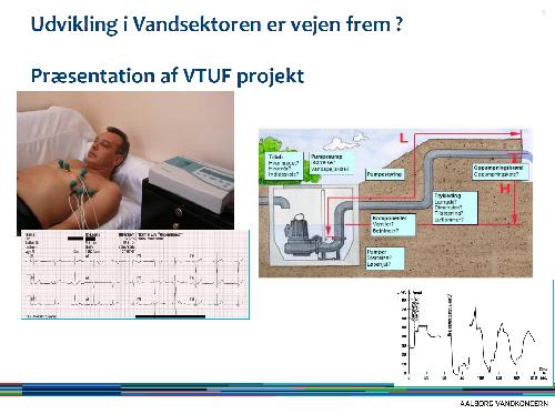 EKG-system fra sundhedssektoren bruges til computerovervågning af pumpesystemer