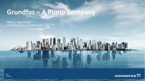 Grundfos-a-pump-company